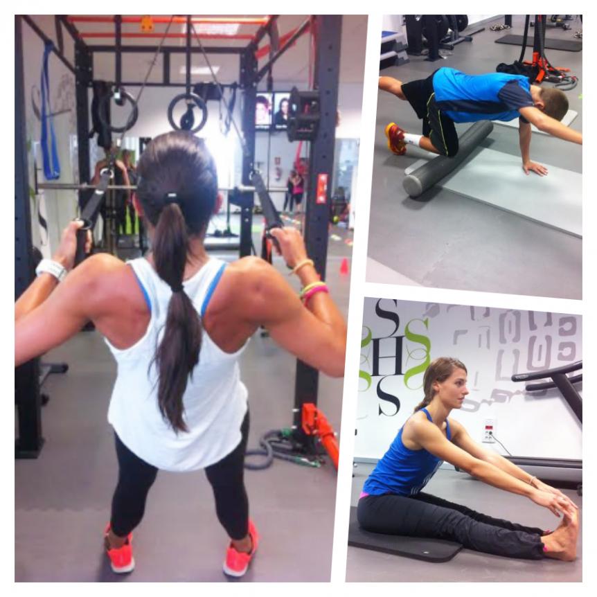 En Health Space, cuidando la espalda para prevenir dolores